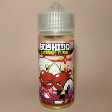 Жидкость BUSHIDO Lemonade Clash - Cherry Make-up